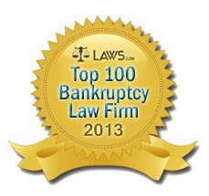 Rated Top 100 Bankruptcy Law Frim